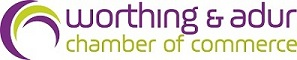 Proud member of the Worthing & Adur Chamber of Commerce