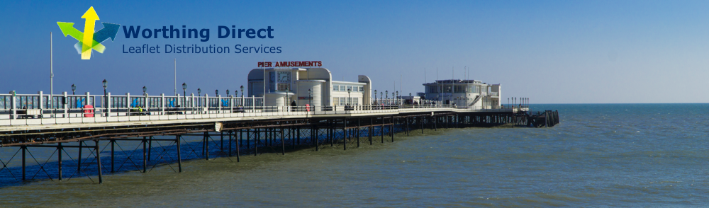 Worthing Direct Leaflet  Distribution Services [GPS-tracked]